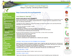 Mayo-website